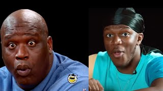 Who Does it Better, KSI or Shaq?