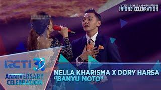 """Download lagu Nella Kharisma X Dory Harsa - """"Banyu Moto""""   RCTI 31 ANNIVERSARY CELEBRATION"""
