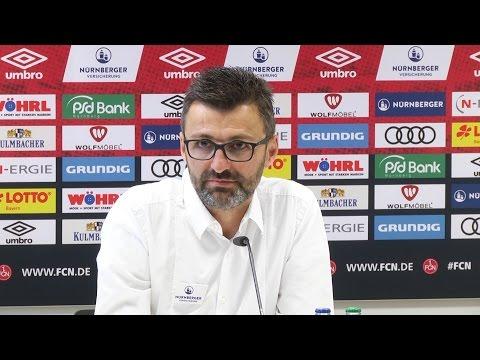Pressekonferenz vor Düsseldorf