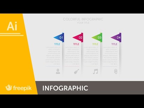 Download How To Create Colorful Infographic In Adobe Illustrator