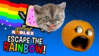 Escape the Rainbow Obby (Roblox)