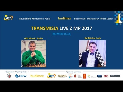 Runda III - Mistrzostwa Polski w Szachach 2017