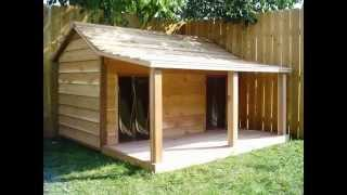 Modern, Creative Dog House Design Plans. Comfort For Dogs
