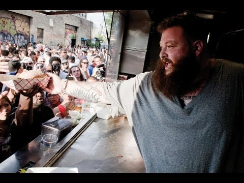 The Envision Series // Action Bronson // Part 2