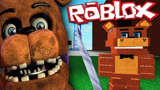 ROBLOX - FIVE NIGHTS AT FREDDY'S 4 TYCOON - Plushie Making (Roblox Fun)