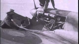 No 4 Sqdn Saaf Spitfire V 43