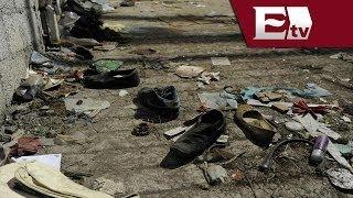 Baile en la explanada 30-30 de Ecatepec deja 3 muertos y 15 lesionados / Vianey Esquinca