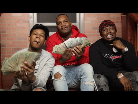 Finessing Azz Dlo Brings Big Scarr & Big Moochie Grape To His Interview, Talks Memphis, New Music