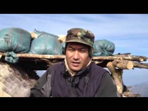 Fighting northern Kachin state