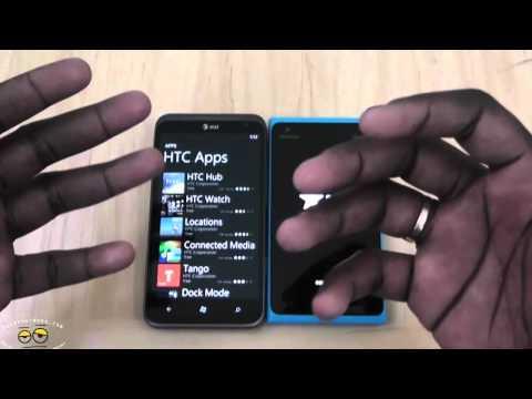 Battle Vid: Nokia Lumia 900 vs HTC Titan II- Best Windows Phone