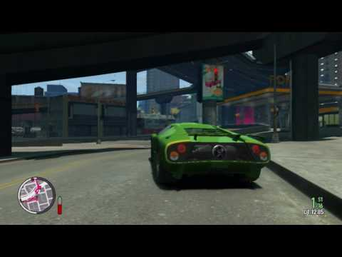 GTA IV: EfLC - BGF event - TBoGT - Race (Supercars) [6/26/2010]