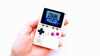 Custom ODROID-GO GameBoy Paint Job