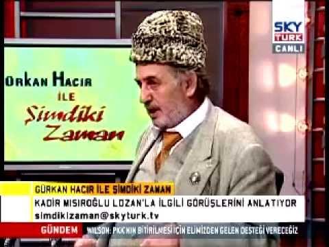LOZAN ZAFER Mİ HEZİMET Mİ? - Şimdiki Zaman (21.12.2011)
