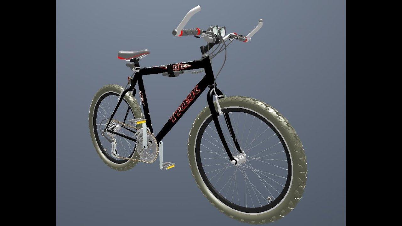 Chong S Mountain Bike For Gta San Andreas By Chong Mcbong Youtube
