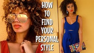 HOW TO FIND YOUR STYLE   Quiz, Tips, and Style Categories