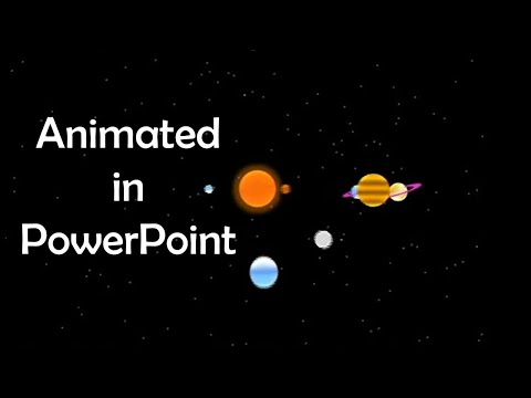 Solar System - Orbits of planets   PPT   MVK