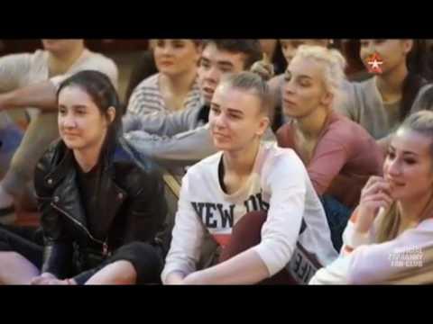 Легенды цирка с Э Запашным - Цирковое училище  (ГУЦЭИ )