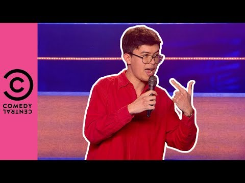 Phil Wang's Embarrassing Lube Shopping | Comedy Central At The Comedy Store