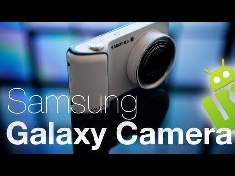 Samsung Galaxy Camera EK-GC100. Фотоаппарат на Android. Обзор AndroidInsiderRU