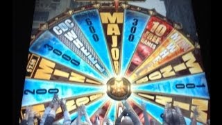 MAJOR JACKPOT WIN-  The WALKING DEAD slot machine MAX BET BONUS