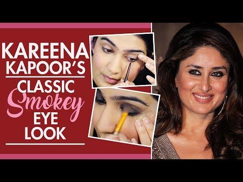 Kareena Kapoor's Classic Smokey Eye...