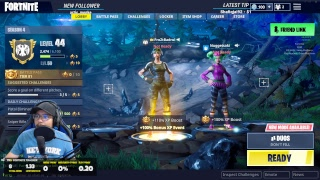 [Malaysia] Chillin' with Some Fortnite   !loots for free tips!, !discord