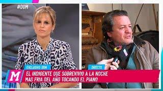 El diario de Mariana - Programa 04/07/19 - La historia del pianista indigente