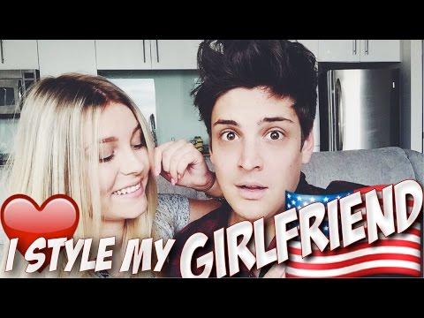 I STYLE MY GIRLFRIEND ! ( LOS ANGELES...