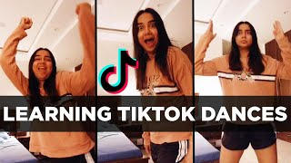 Learning Viral TikTok Dances at 2am! | #RealTalkTuesday