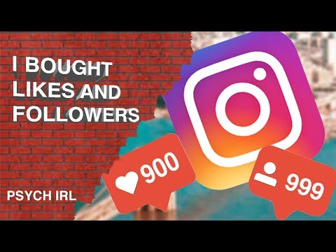 SHOULD YOU BUY INSTAGRAM FOLLOWERS AND LIKES