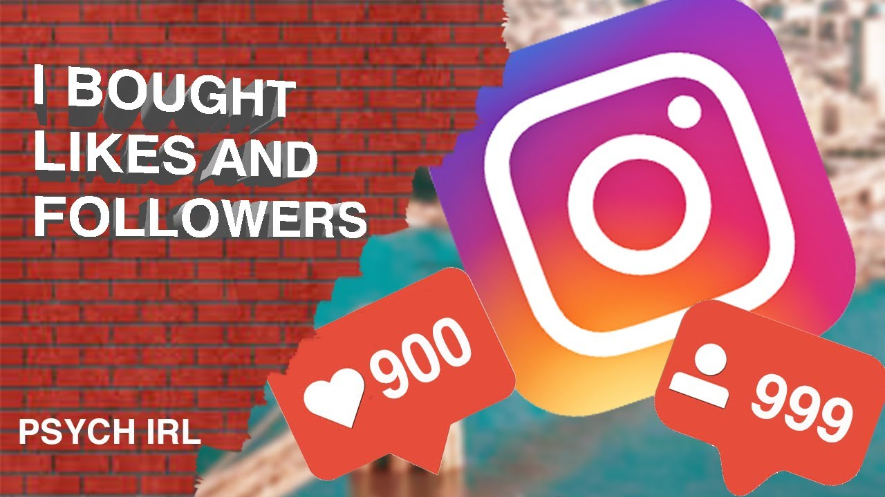 SHOULD YOU BUY INSTAGRAM FOLLOWERS AND LIKES - YouTube