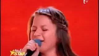 Супер!!! Шикарный голос!!! 12 летняя девочка поет песню Пугачевой(На шоу Next Star, Oana Tаbultoc, 12 лет, исполняет песню А.Пугачевой - Любовь похожая на сон., 2014-01-05T09:31:25.000Z)