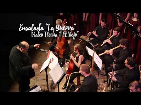 Trailer La música en lengua Cervantina