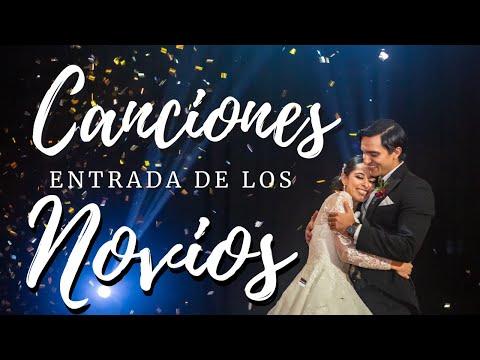 CANCIONES PARA ENTRADA DE LOS NOVIOS A LA BODA || Bea Events