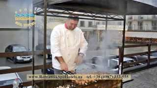 видео Хороший отель в Буковеле