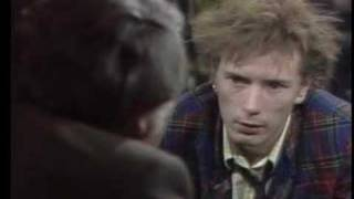 John Lydon on the Tom Snyder Show 1980- Part 1