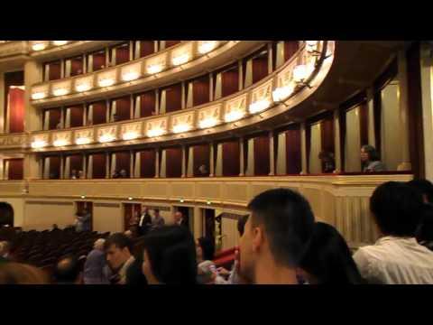 """Rigoletto"" at Wiener Staatsoper(Vienna State Opera)."