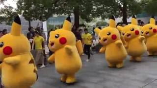 Pikachu March The White Stripes Seven Nation Army [Glitch Mob Remix]