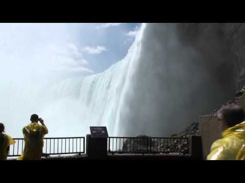 Journey Behind the Falls