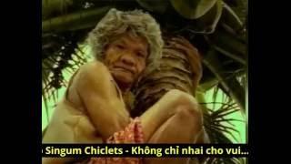 Quảng cáo kẹo singum Thái lan cực hài hước