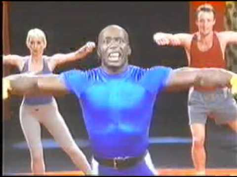 aerobic   billy blanks   taebo   8 minute workout