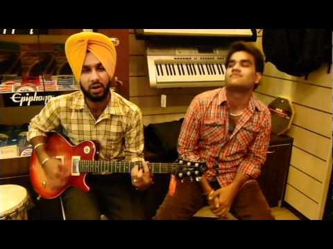 Sagar and Raj from The Malangi's do a jugni