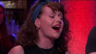 Jennie Lena zingt Ben (Michael Jackson) acoustic - RTL LATE NIGHT