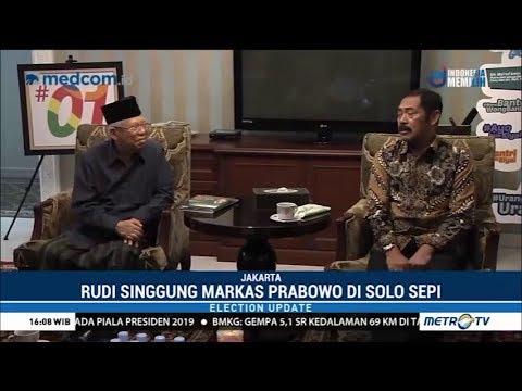Wali Kota Solo Sowan ke Ma'ruf Amin Mp3