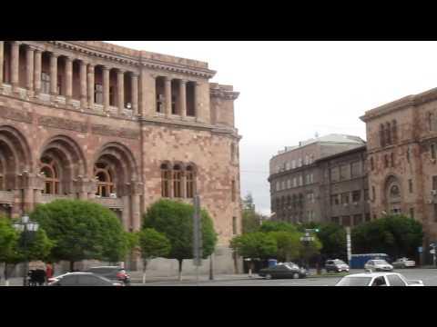 24.04.2015/Армения/Ереван/Площадь Республики