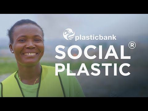 What is Social Plastic® and how does it make the world a better place.