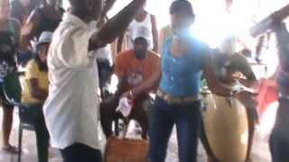 Baile de tambor sanmigueleño, Panamá