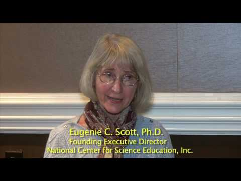 502 Conversations with Dr. Eugenie Scott, Ph.D.