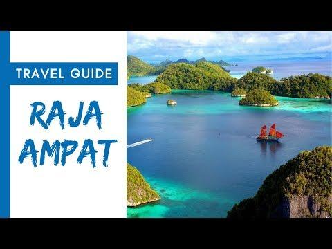 RAJA AMPAT : Panduan Wisata Travel Guide (Budget, Transport, Things To Do)