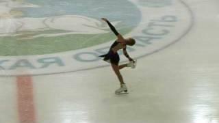 Diana NIKITINA (LAT) - Rostelecom Crystal Skate 2010